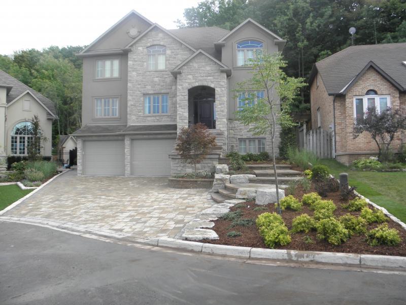 17654 Driveway Poorly Design House on modern driveway gate design, kitchen design, home entrance design,
